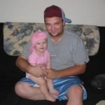 Lydia and Daddy